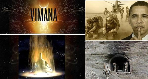 Αμερικανοί στρατιώτες ανακάλυψαν αρχαίο Vimana σε μια απομακρυσμένη σπηλιά στο Αφγανιστάν!!!