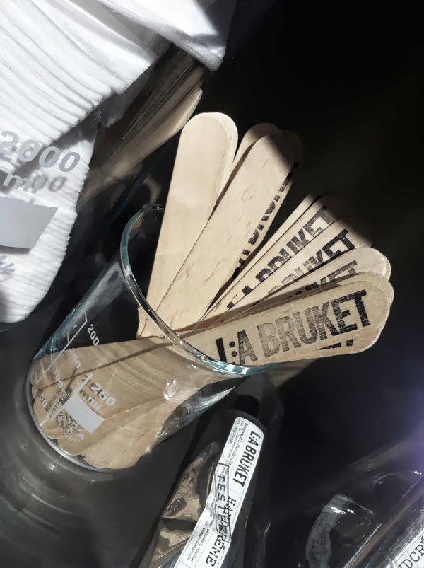 L:A Bruket, varberg, inredning, designpriset 2012, metalltub, handcreme, snygga förpackningar, kvarteret valen,