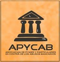 APYCAB- YA TENEMOS NUEVA ASOCIACIÓN CONTRA LOS ABUSOS BANCARIOS