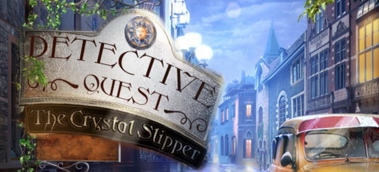 Detective Quest: The Crystal Slipper Collector's Edition free download