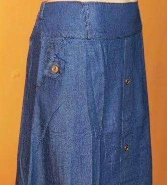 Skirt Jeans Muslimah