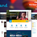 Graceland Church and Charity PSD Template