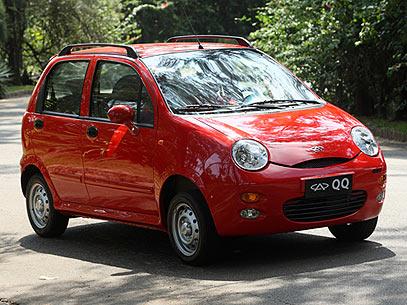 auto Os carros mais baratos de 2013 no Brasil