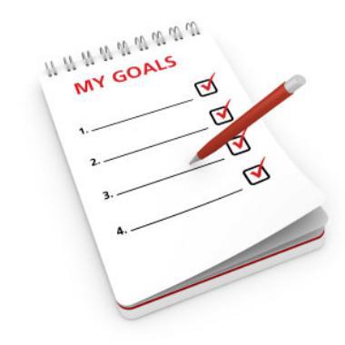 كيف تكتب أهدافك لهذه السنة؟ ادخل هنا