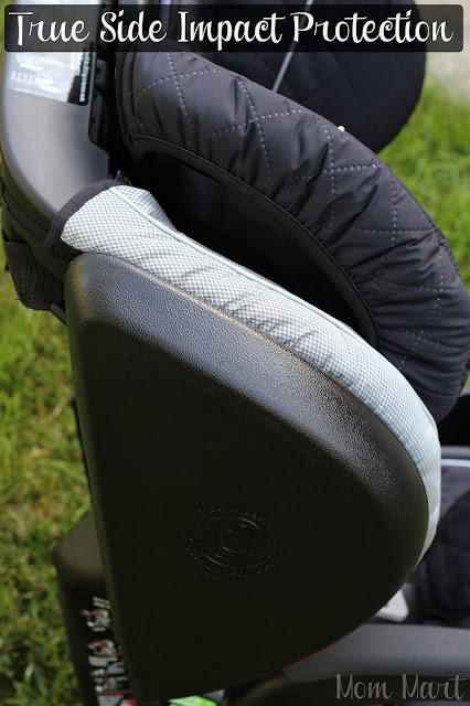 Britax Pinnacle 90 Car Seat with True Side Impact Protection #Review