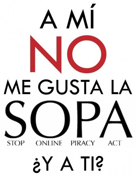 Las 142 empresas que apoyan la Ley SOPA