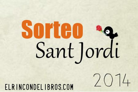 Sorteo Sant Jordi 2014