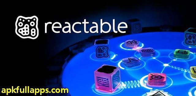 Reactable mobile v2.1.0