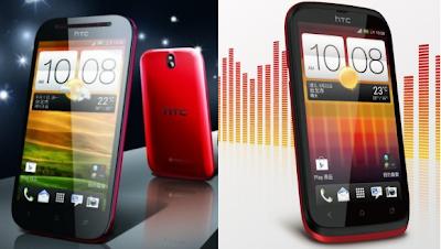 HTC Desire P & Desire Q