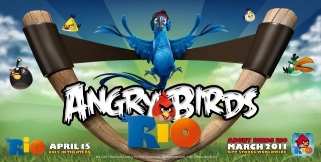 Angry Birds Rio v1.4.4 Cracked GAME-ErES