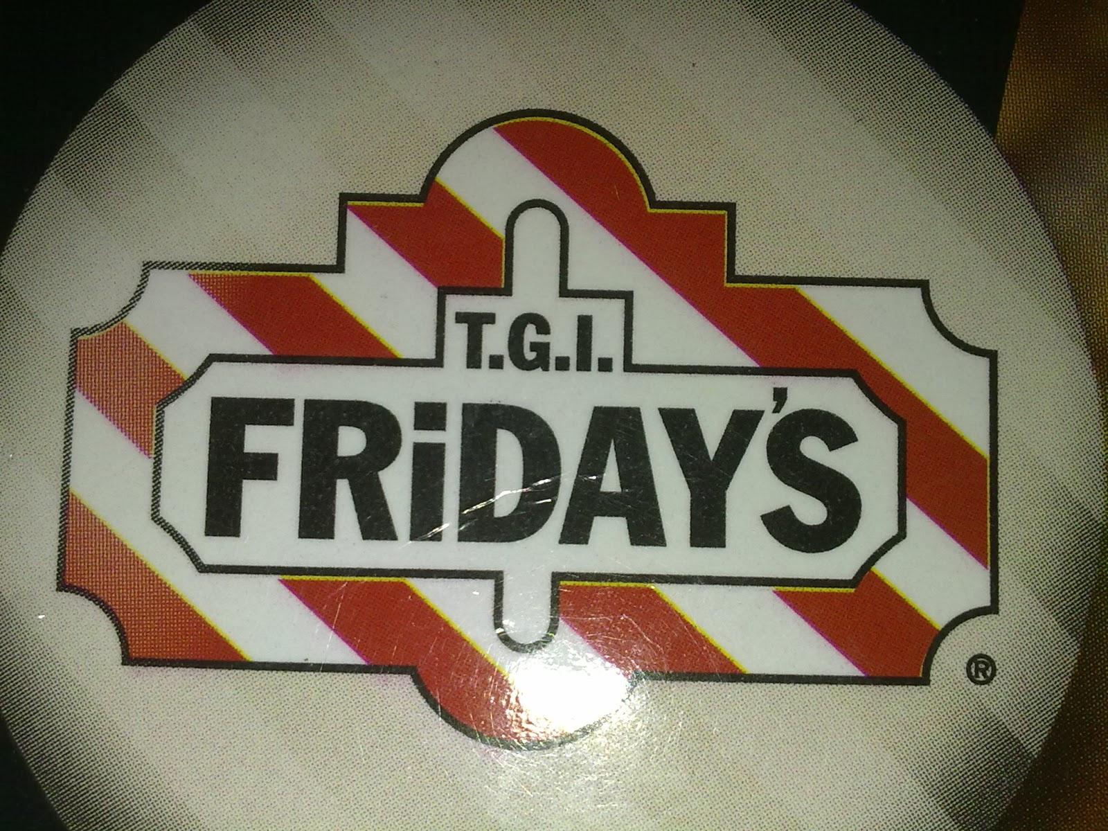 TGI Fridays Queensbay Mall Penang