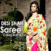 Indian Floral Printed Sarees | Desi Shah Indian Sarees 2014-15 | Bollywood Saree Collection