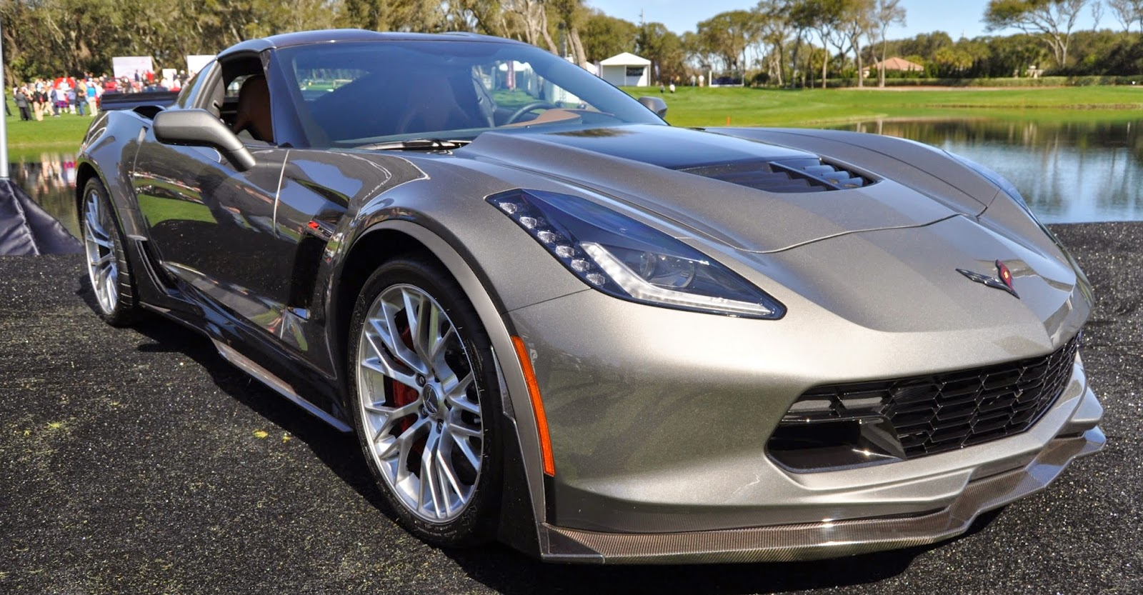 2016 Corvette Z07 Overhaul Exterior