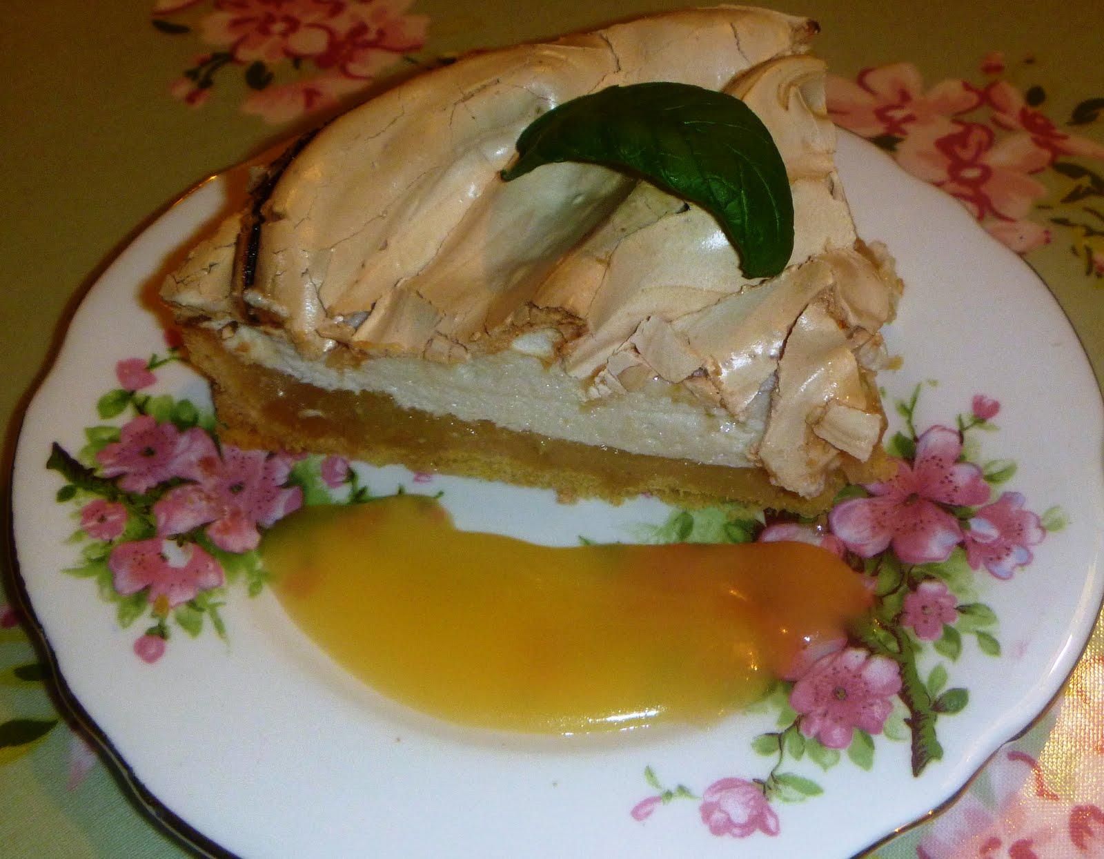 Kitchen Garden Preserves The Vegetarian Experience Lemon Meringue Pie Using Kitchen