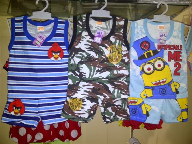 Supplier baju anak murah