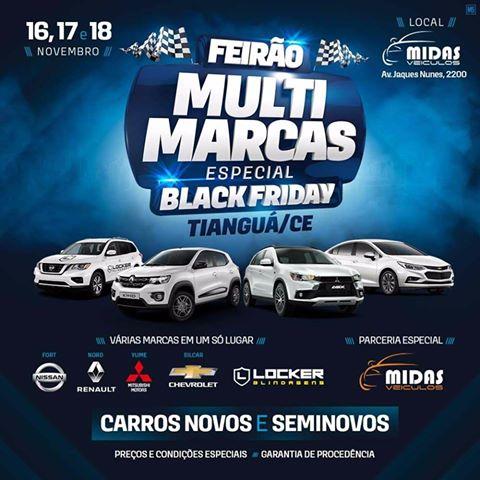 FEIRÃO MULTIMARCAS AQUECE MERCADO DE VEÍCULOS NA IBIAPABA