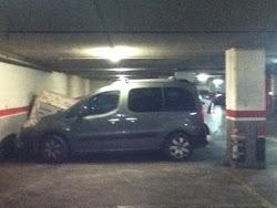 Es Lloga Parking.