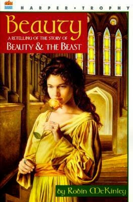 Book cover for Beauty by Robin McKinley