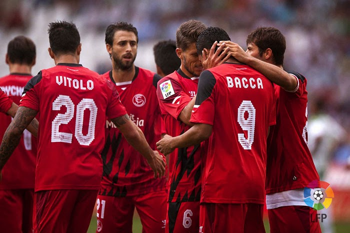 Crónica Córdoba CF 1 Vs Sevilla FC 3