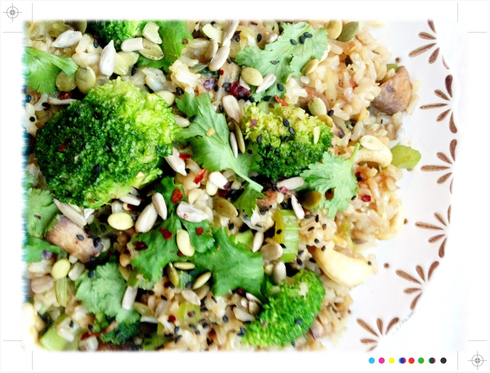 BookshelfGingerCashew Vegetable Fried Rice From Dr Libbys Real Food Chef
