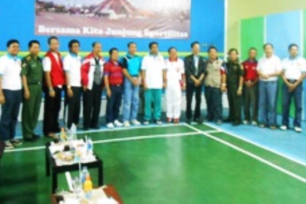 Bupati Cup PT Medco Ethanol Lampung. Kotabumi Lampung Utara