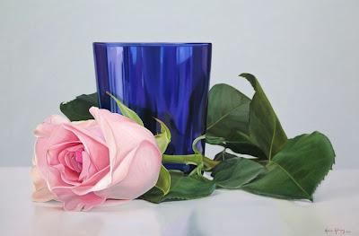 pintura-de-flores