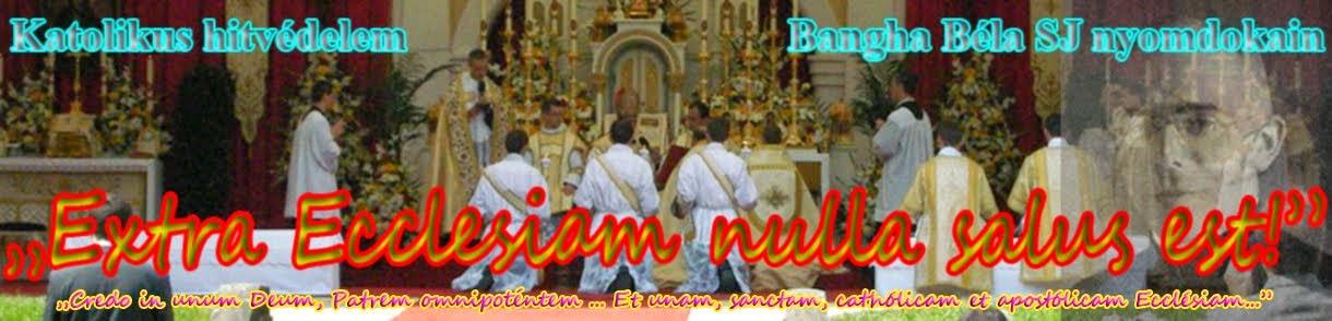 Katolikus hitvédelem - Bangha Béla SJ nyomdokain