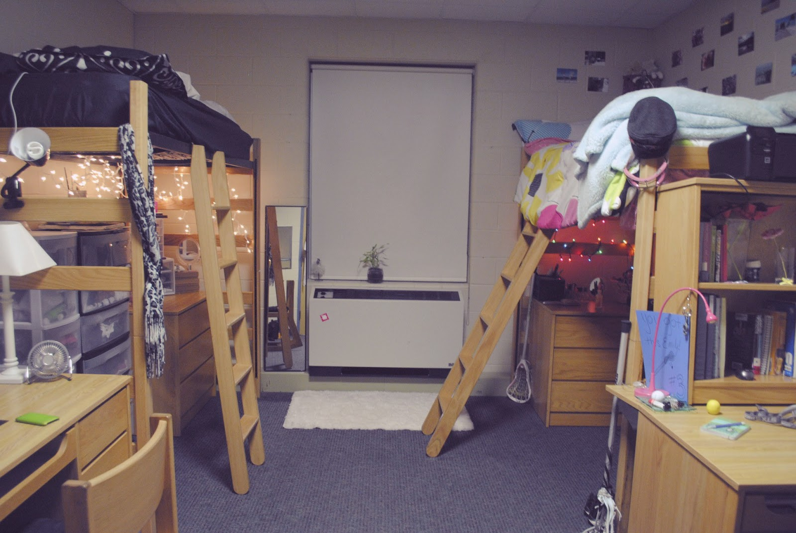 The Belle Diaries: College Dorm Life - Decorations & Ideas
