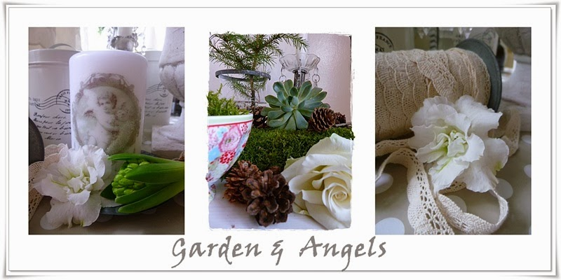 Garden And Angels