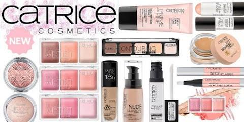 ♥ CATRICE ♥ New Products of 2016 – įvairi kosmetika