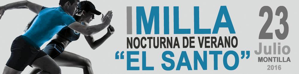 I MILLA NOCTURNA EL SANTO