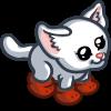 Farmville Kitten With Mitten