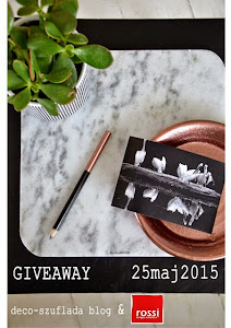 GIVEAWAY 25.05.2015