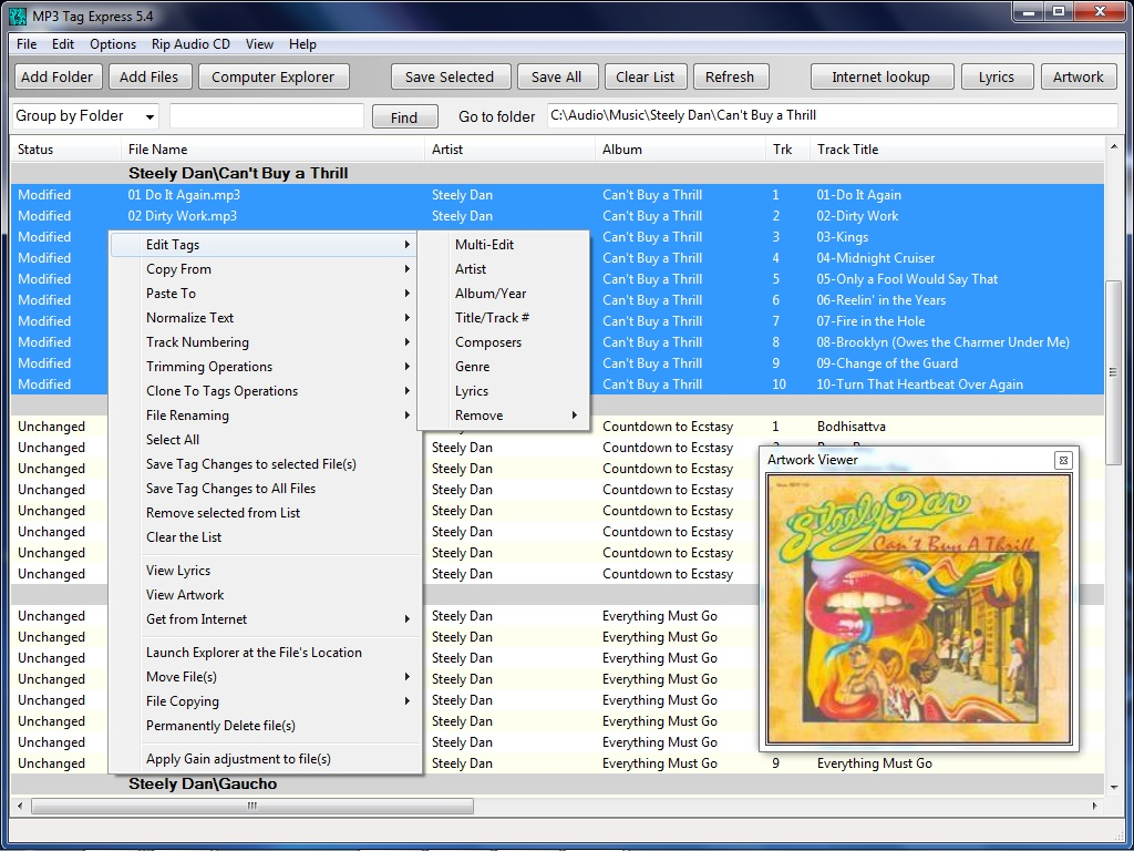 mp3 software: