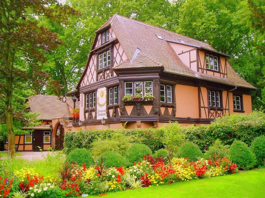 Jardín de Casa Bonito