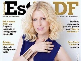 Poster de la nueva temporada del programa Estilo DF en canal Sony Mexico | Ximinia