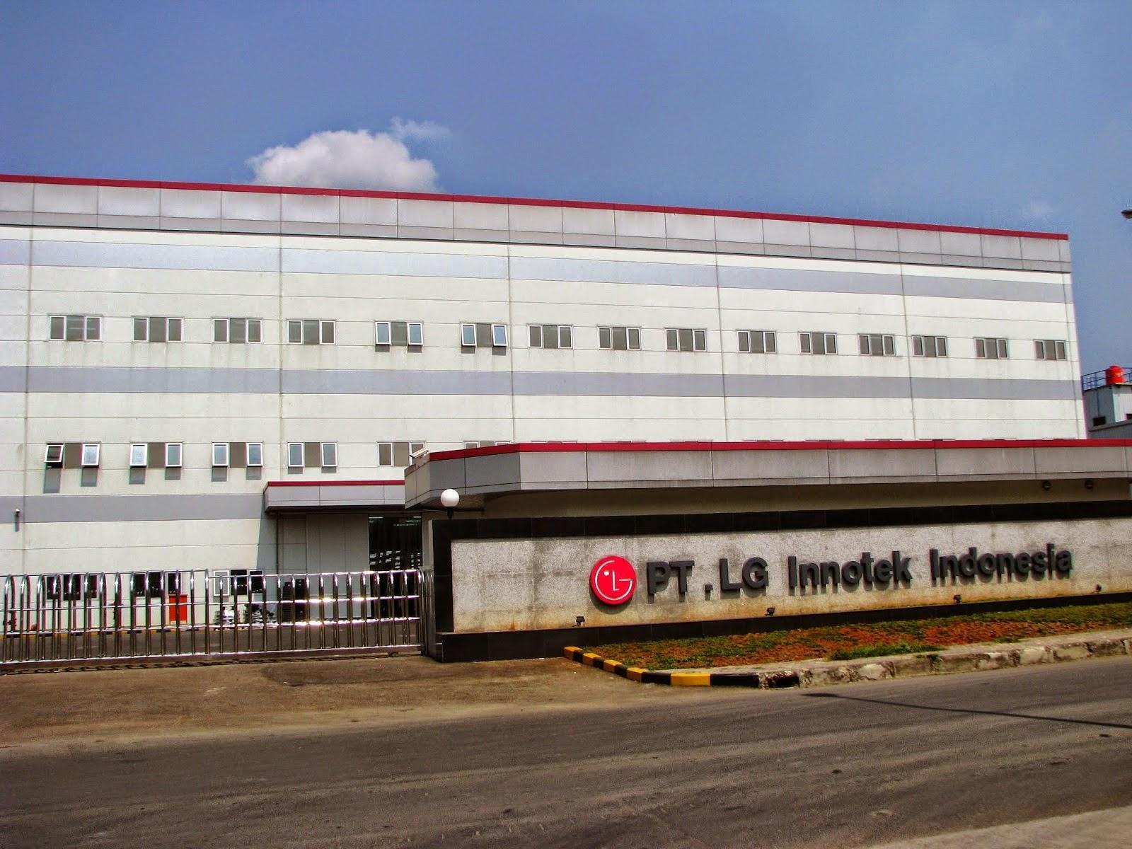 Lowongan Kerja PT LG Innotek Indonesia 2015