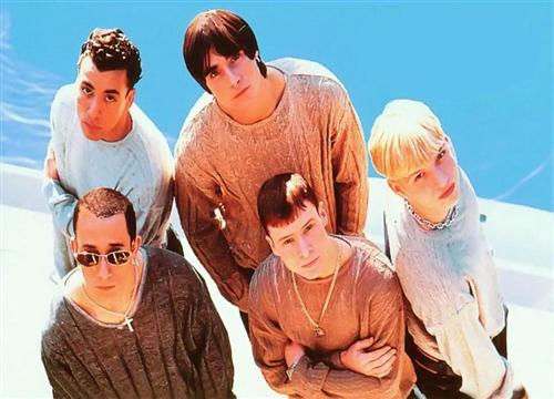 Backstreet boys 1997