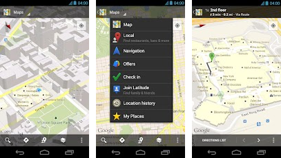 google maps apk file download
