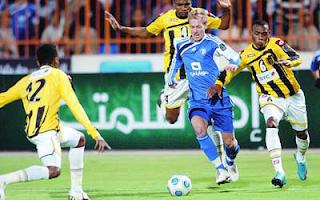 أهداف مباراة الهلال والاتحاد 2-2 في كأس خادم الحرمين الشريفين 22-4-2012