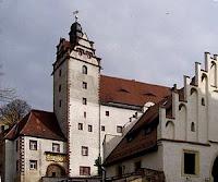 Techumbres del palacio de Colditz