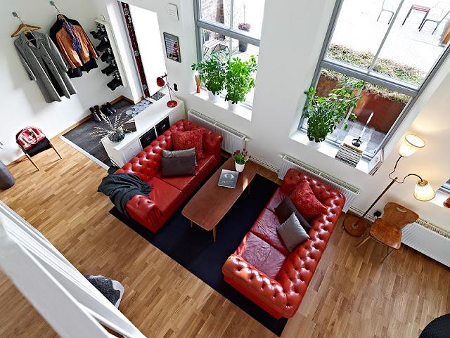Un loft à Göteborg