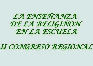 II CONGRESO PROFESORES DE RELIGIÓN