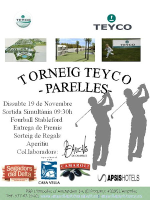 Torneig Mirador Delta Pitch and Putt Ampolla