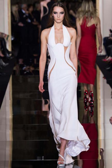 Haute Couture 2015, runway, versace