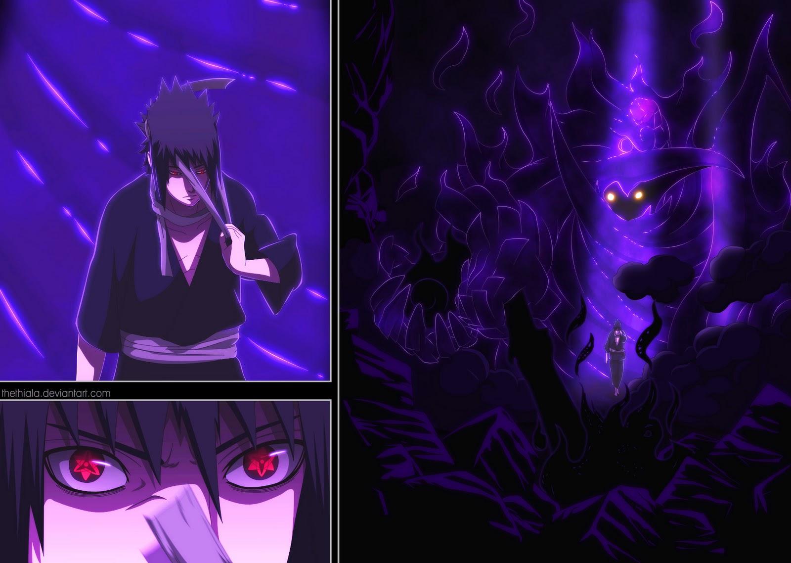Naruto - Chapter 556 - Pic 20