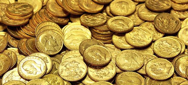 Πόσο κοστίζουν σήμερα 13,5 εκατ. χρυσές λίρες που μας έκλεψαν οι Γερμανοί;