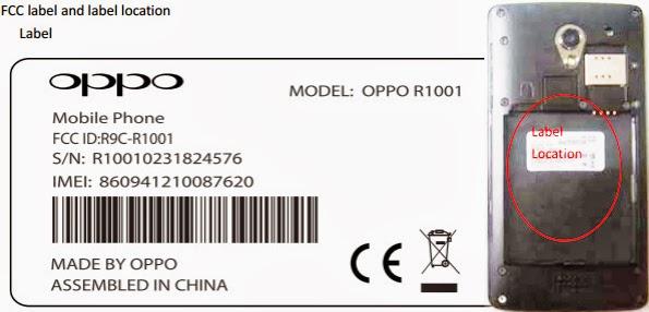 Oppo R1001