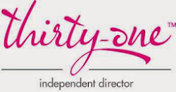 I'm a Thirty-One Gifts Consultant! Click logo to view Catalog, Join my Team or visit Website: