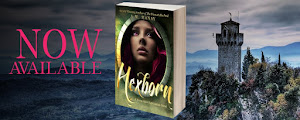 Read Hexborn on Kindle or in Paperback!